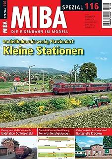 Modellbahn mit Maßen MIBA Spezial 114 Pragmatische Planung