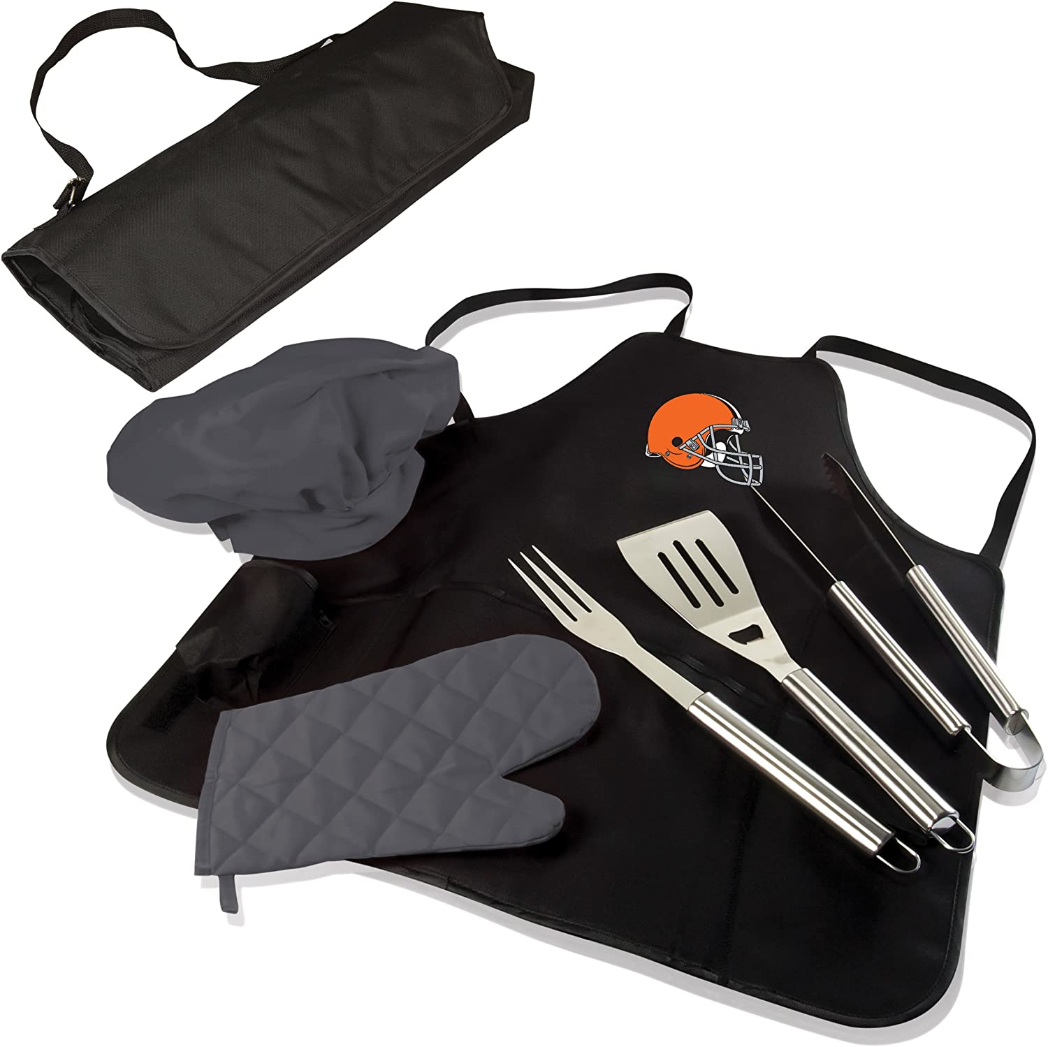 Cleveland Browns NFL BBQ Apron Tote Pro