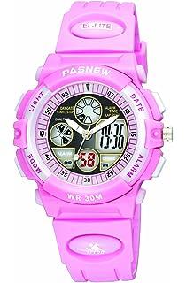 Amazon.com: Relojes inteligentes, reloj deportivo resistente ...