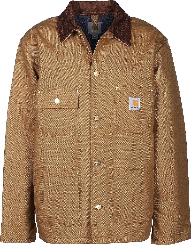 Carhartt Mens Duck Chore Coat Blanket Lined C001 Carhartt Sportswear Mens