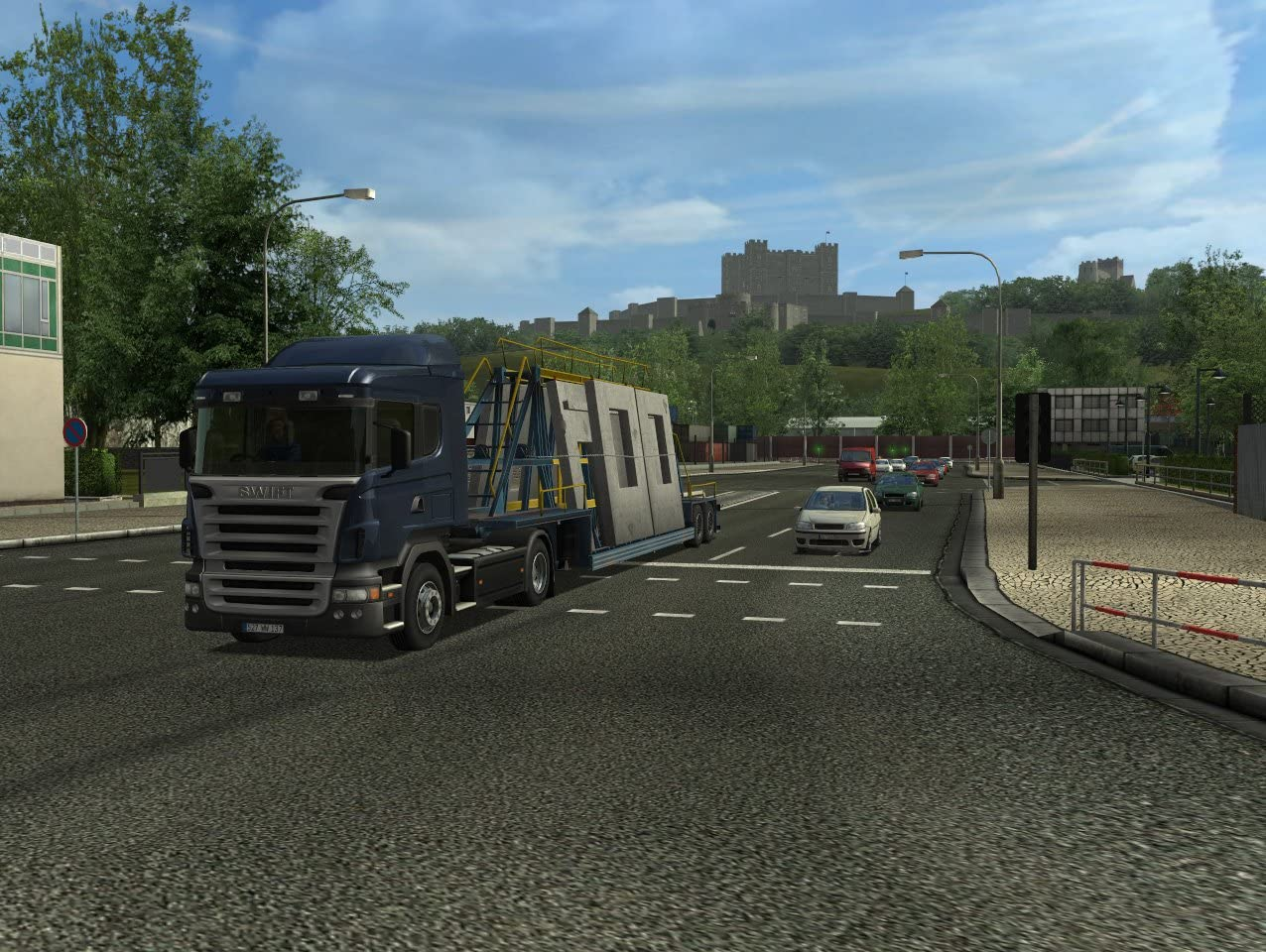 Amazon.com: UK Truck Simulator [Download]: Video Games