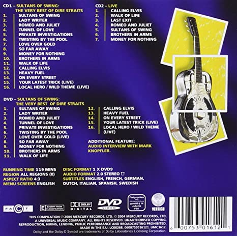 Swing album download sultans straits dire of Album Sultans