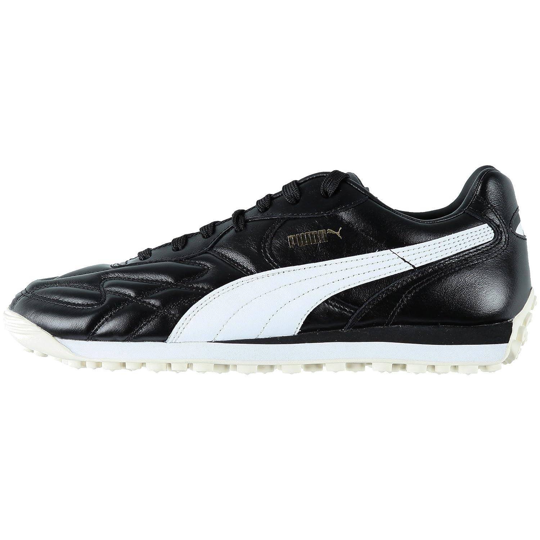 Couleurs variées 5cbed 36741 Puma King Avanti Premium Chaussures pour Hommes Cuir Noir ...