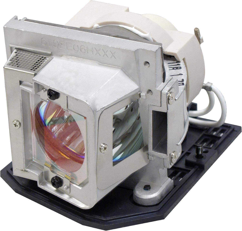 Optoma SP.8FB01GC01 Lampara proyector original para EX762: Optoma ...