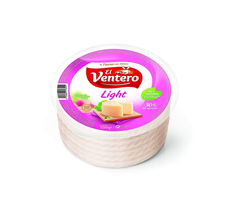 El Ventero, Queso duro artesanales - 550 gr.: Amazon.es: Alimentación y bebidas