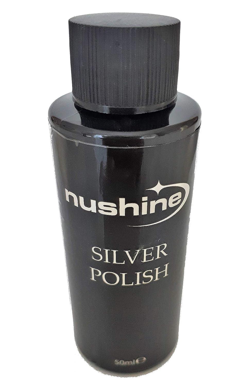 Nushine Silver Polish - Nettoyant argent 50ml
