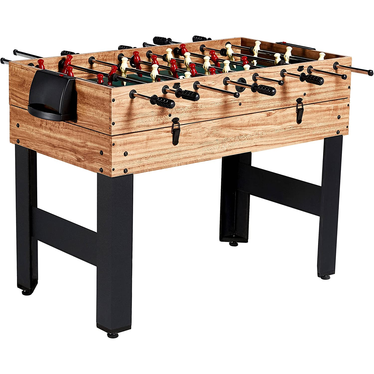 Charmant Amazon.com: Evelove Table Game 3 In 1 Multi Combo Game Table Foosball  Soccer Billiards Pool: Toys U0026 Games