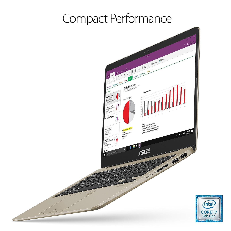 Asus Vivobook S Thin Light Laptop 14 Fhd Intel Core S14 S410un Eb068t I7 8550u 8gb Ram 256gb Ssd Geforce Mx150 Nanoedge Display Backlit Kbd