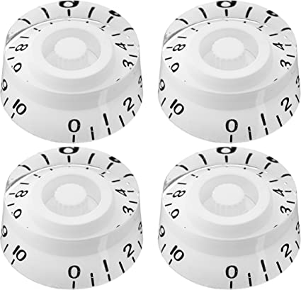 super music 5 Sets of 4pcs Speed Control Knobs for Gibson Les Paul Replacement Electric Guitar Parts