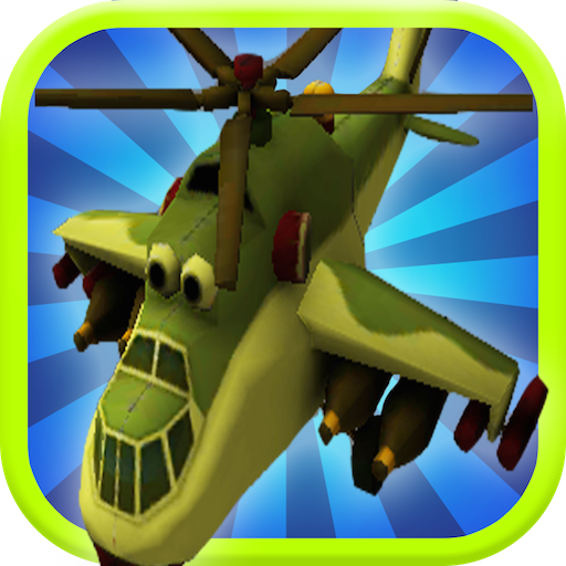 Apache Helicopter Game: Military Pilot Flying Simulator