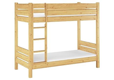 60.16 - 10/220 T100 letto a castello, per adulti, in una nicchia 100 ...