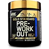 Optimum Nutrition Gold Standard PreWorkout BlueberryLemonade 20 FreeBonus 360 g