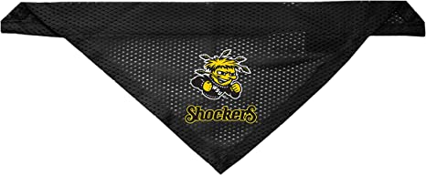 Littlearth NCAA Wichita State Shockers Pet Stretch Jersey Medium