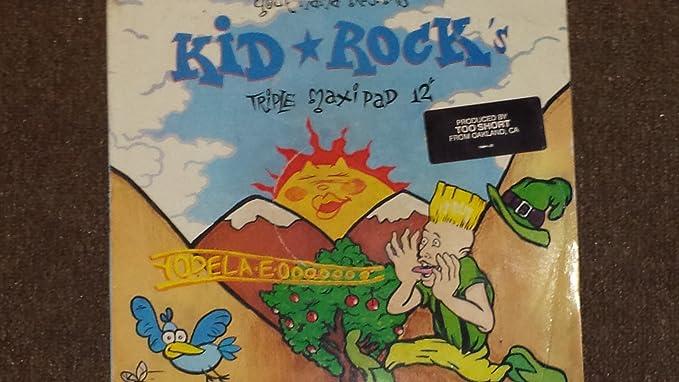 Image of: Image Unavailable Amazoncom Kid Rock Your Mama Presents Kid Rocks Triple Maxipad 12
