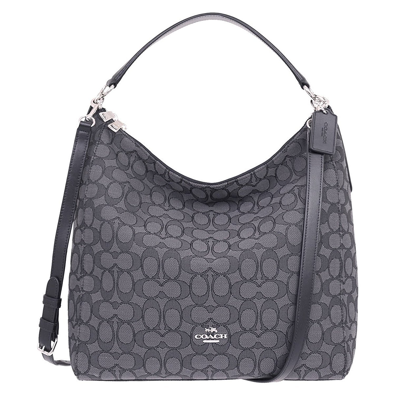 9dae03fc67 Coach Outline Signature Celeste Hobo Shoulder Crossbody Bag Purse Handbag   Amazon.ca  Luggage   Bags