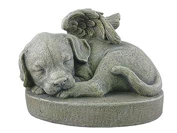 Napco Bless My Pet Statue, Dog