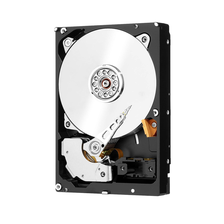 WD6003FFBX SATA 6 Gb//s WD Red Pro 6TB NAS Internal Hard Drive 7200 RPM Class 3.5 256 MB Cache
