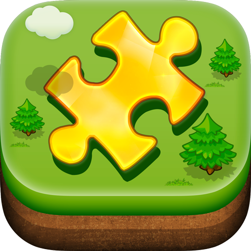 Epic Jigsaw Puzzles: Nature & World (Best Brain And Puzzle Android Games)