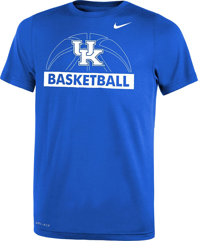 Nike Juventud Kentucky Wildcats Azul Leyenda Baloncesto Camiseta ...