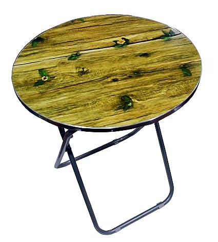 2751f34ad furniture Folding Table (Multicolour)  Amazon.in  Electronics