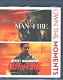 Man on Fire / Out of Time (Denzel Washington Double Feature)