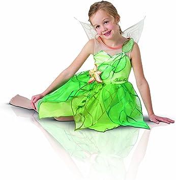 Disney 154549M - Disfraz infantil de Campanilla con alas y ...