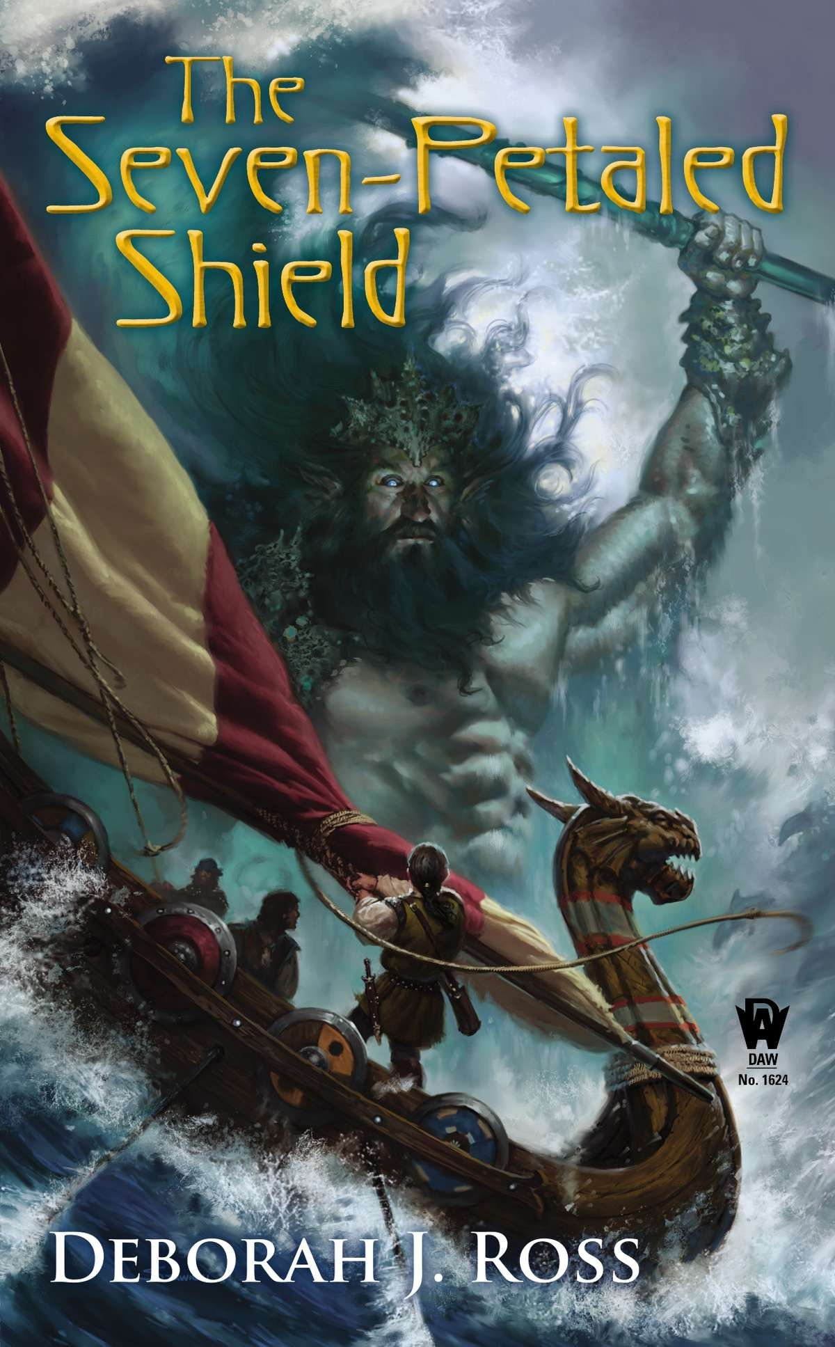 The Seven-Petaled Shield: Book One of the Seven-Petaled Shield pdf