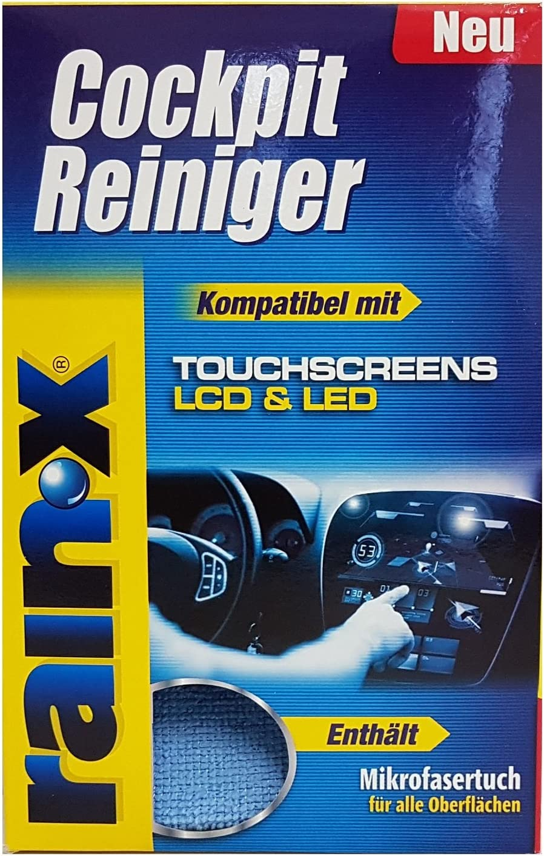 Rain X Rainx Auto Cockpit Reiniger Set Für Touchscreen Lcd Tft Led Plasma Auto