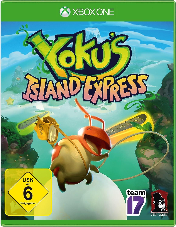 Yokus Island Express (XBox One): Amazon.es: Videojuegos