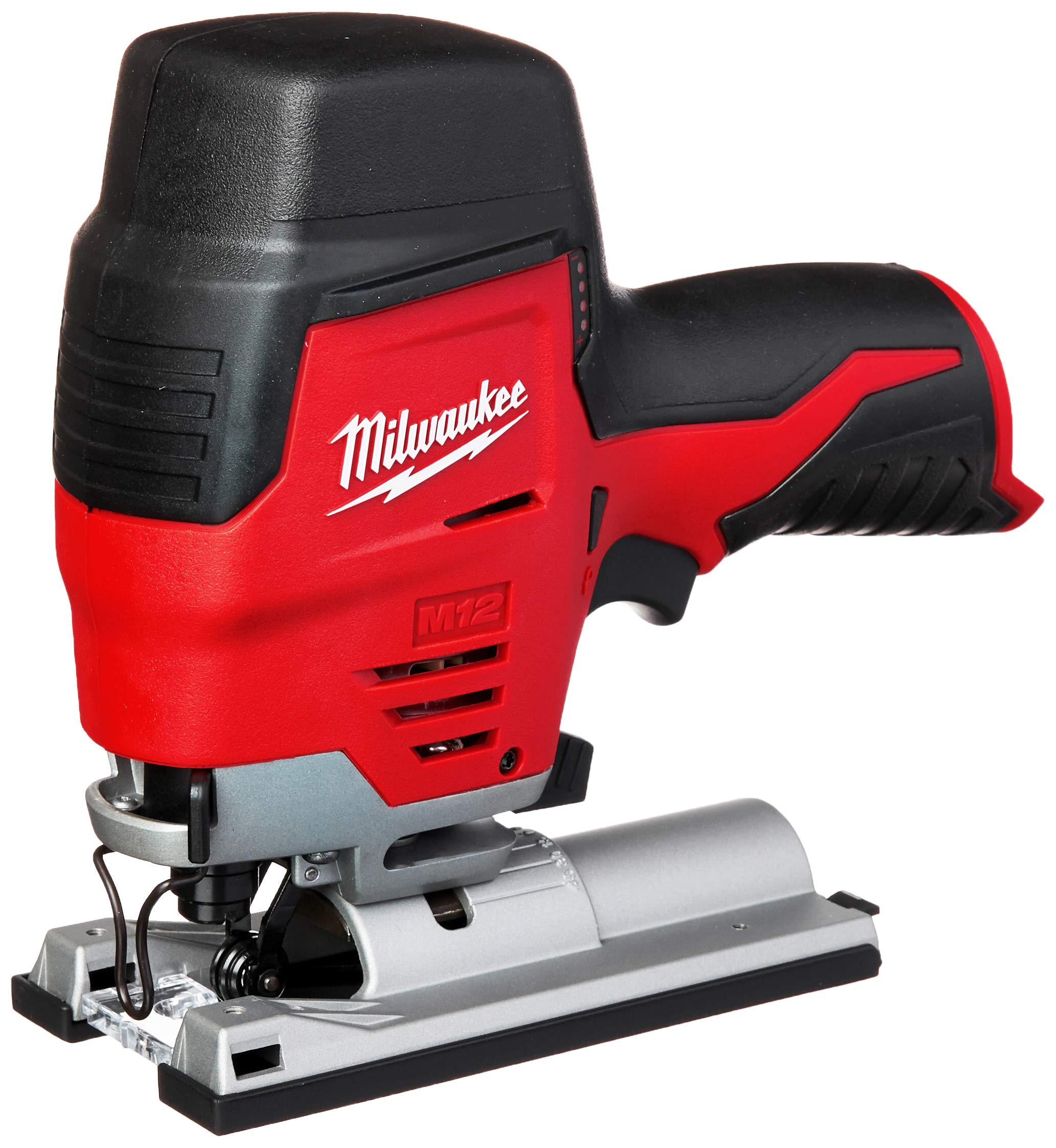 Milwaukee 2445-20 M12 Jig Saw tool Only by Milwaukee