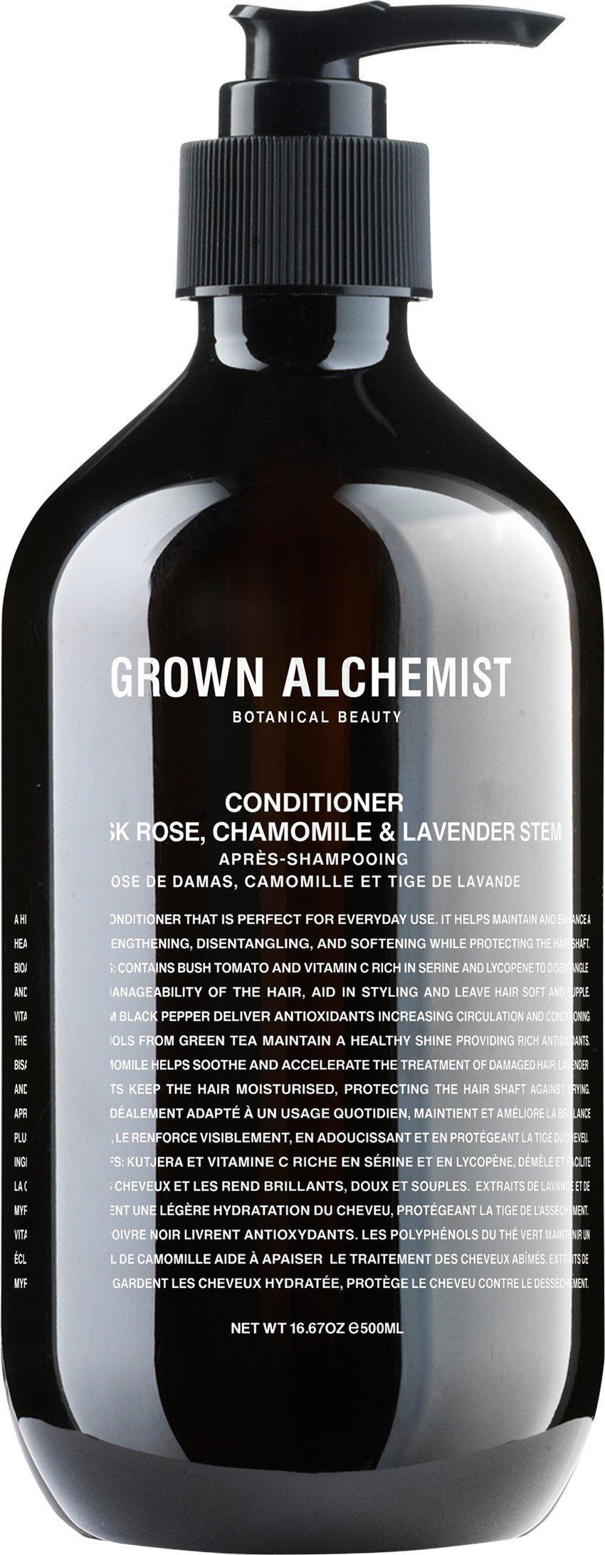 Conditioner: Damask Rose, Chamomile & Lavender Stem - Size: 500 ml