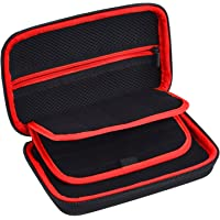 Mudder Protective Travel Carrying Case for Nintendo 3DS/ New 3DS XL (Red)