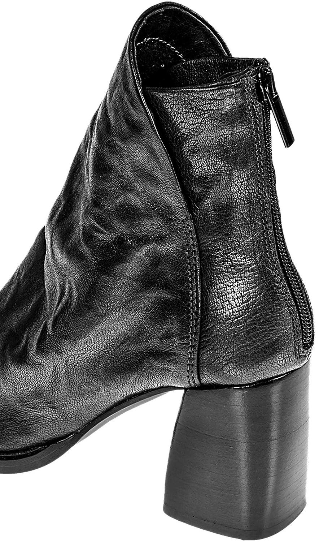 DEI COLLI Tronchetti Fabbrica 2SUGAR204 Scarpe Donna con Tacco in Pelle 37   Amazon.it  Scarpe e borse 7a2db2a452e