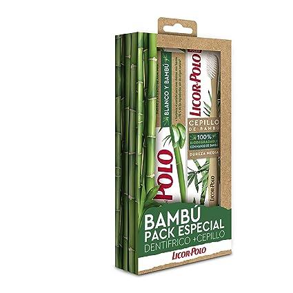 Licor del Polo - Pack Especial Bambú - 3 packs de 1 Tubo de 75ml + ...