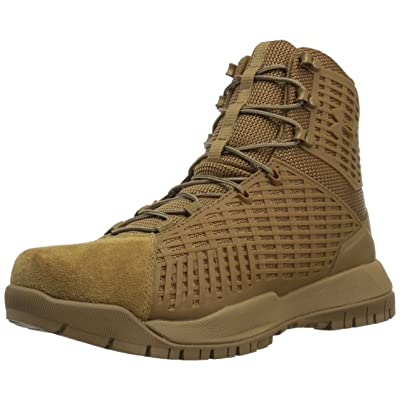 Under Armour Women's Stryker Military and Tactical Boot: Shoes