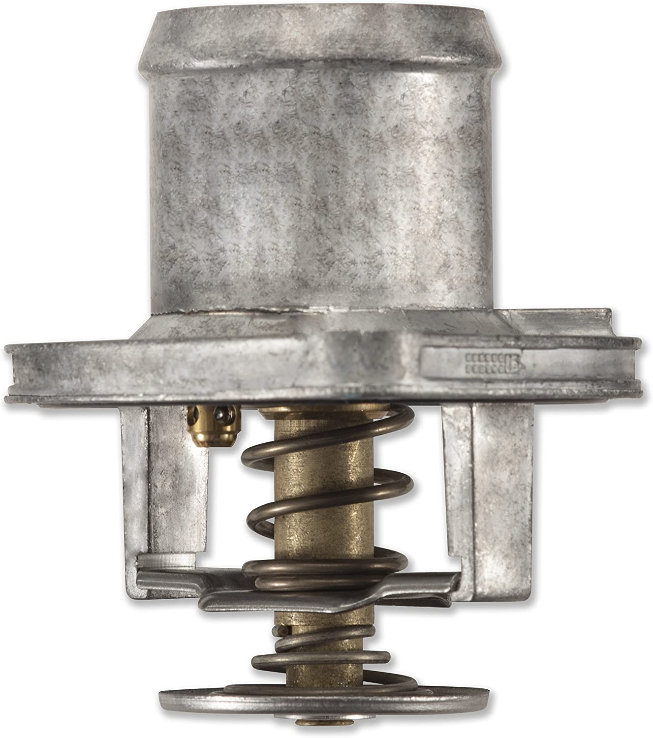 Alliant Power# AP63496 OEM# 3C3Z8575AA Thermostat for the 2003-2010 6.0L Power Stroke Engine