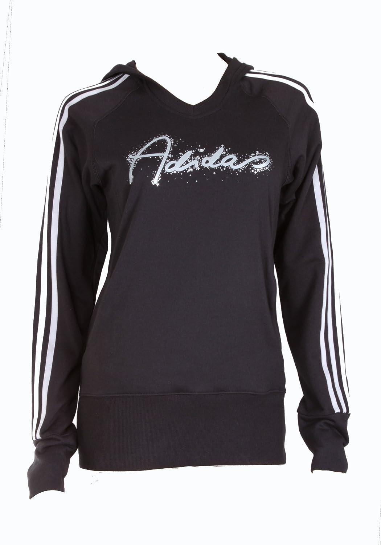 Adidas Kinder Sweatshirt Pulli Kapuzensweatshirt sweater Pullover Oberteil Hoodie 3s Mädchen Jungen Baumwolle P90119