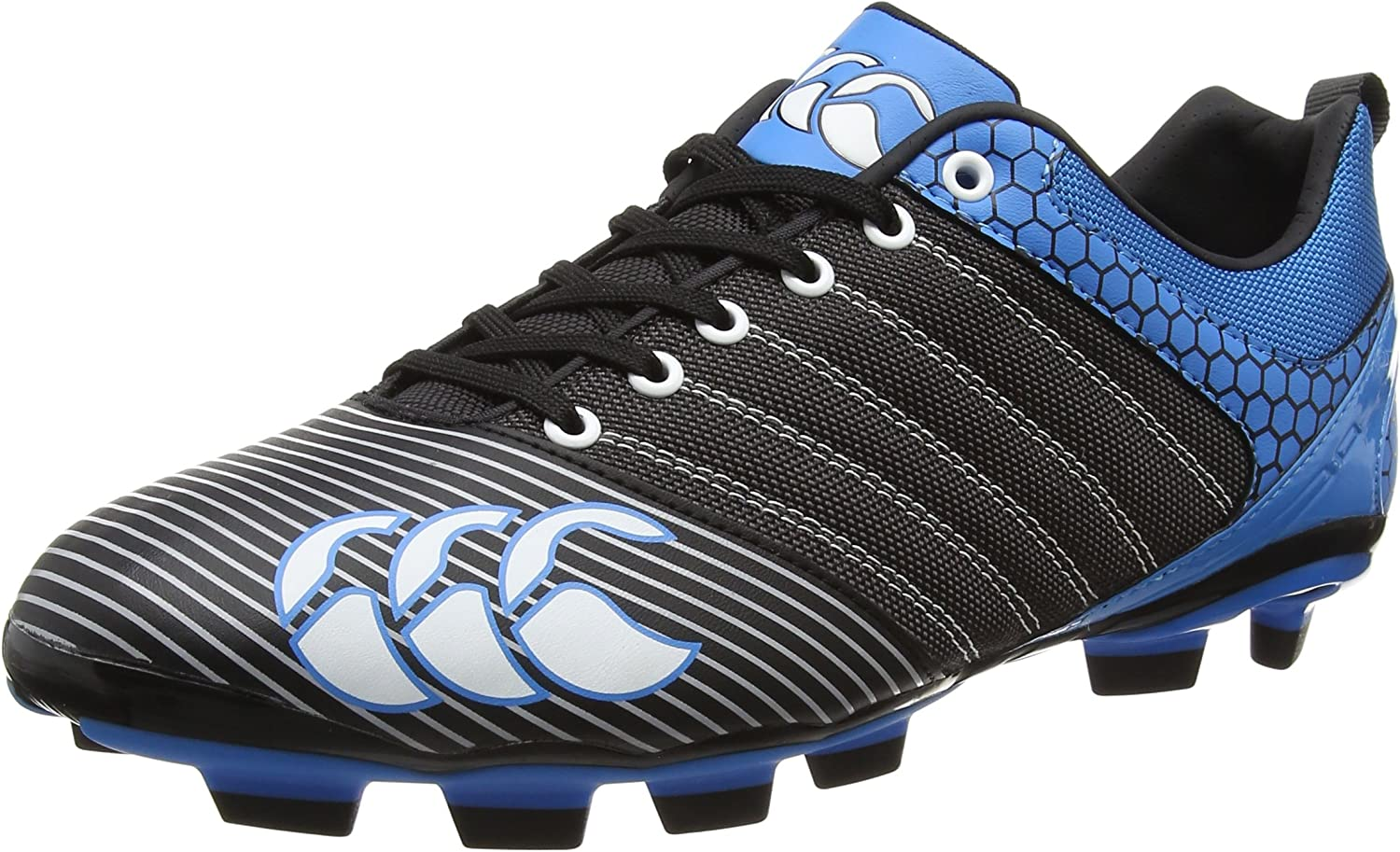 Touch Blade Rugby Boots, Black Black