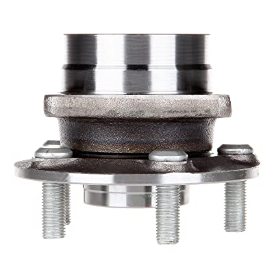 cciyu 513265 Wheel Hub and Bearing Assembly Replacement fit for 2004-2009 Toyota Prius Wheel Hubs 5 lugs (1): Automotive