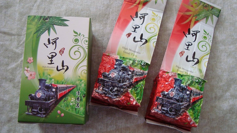 2 X 4.2 Oz (120 g) Taiwan Ali-Shan spring (2018) Tea/Green Tea - Taiwan High Mountain Grown Tea. Premium Quality fresh Taiwan tea.