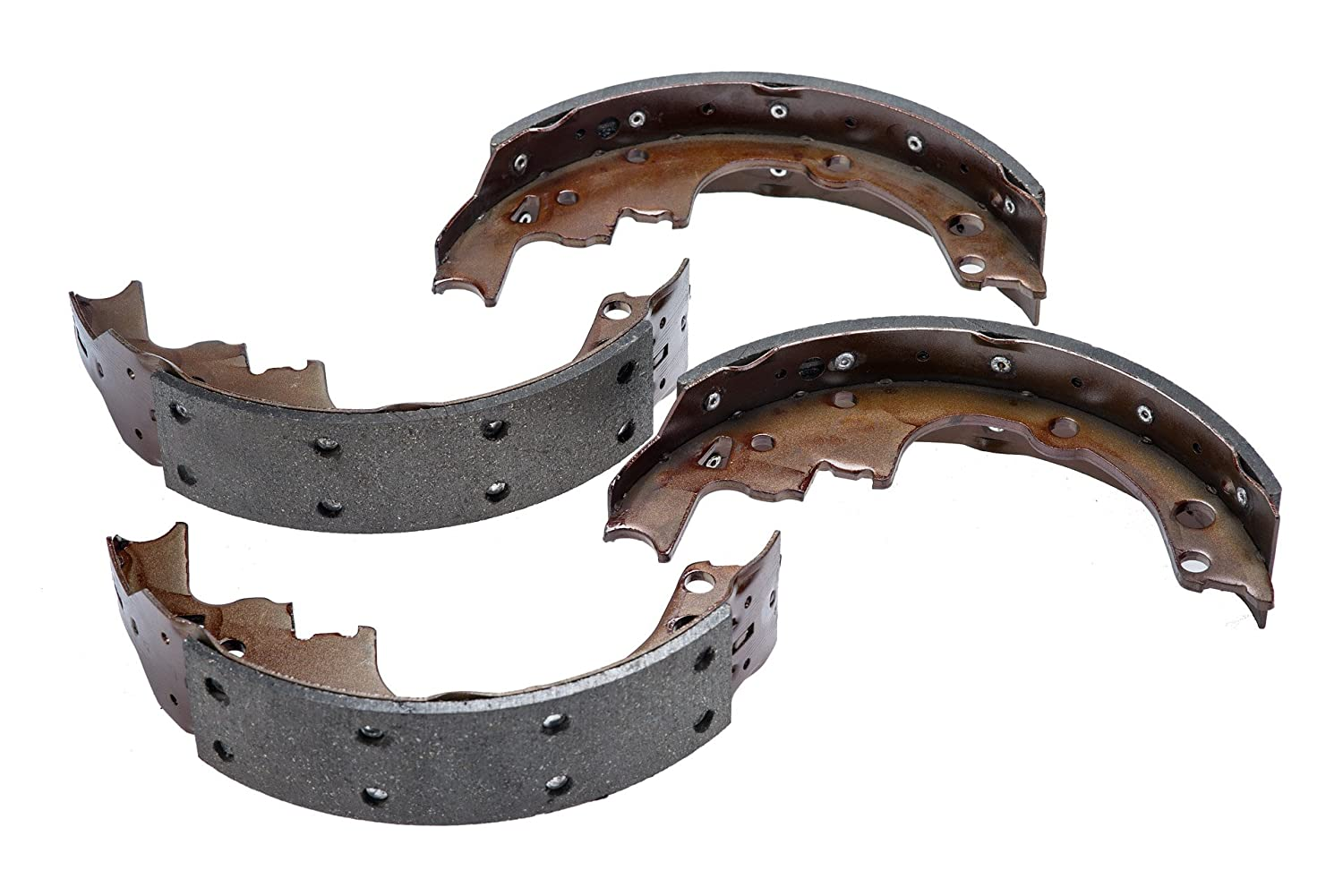 Dash4 R670 Riveted Style Brake Shoes