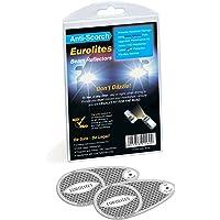 Travelspot Travel Spot Eurolites N92160 Headlamp Adaptors for Driving in Europe