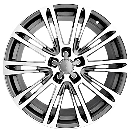 Amazon Com 18 Inch Wheels Rims Full Set Of 4 Offset 35 Fit For