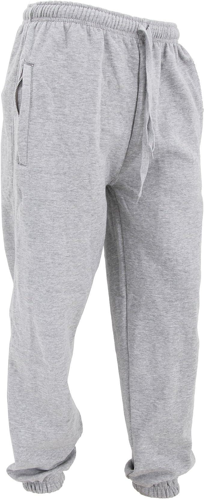 Floso - Pantalón de chándal de Deporte/Gymnasio Elasticos para ...
