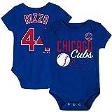 OuterStuff MLB Newborn Infants Baby Slugger Name