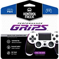 KontrolFreek Performance Grips for Playstation 4 | Black