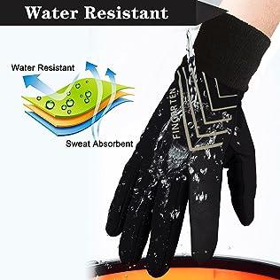 3M Winter Warm Sport Run Gloves