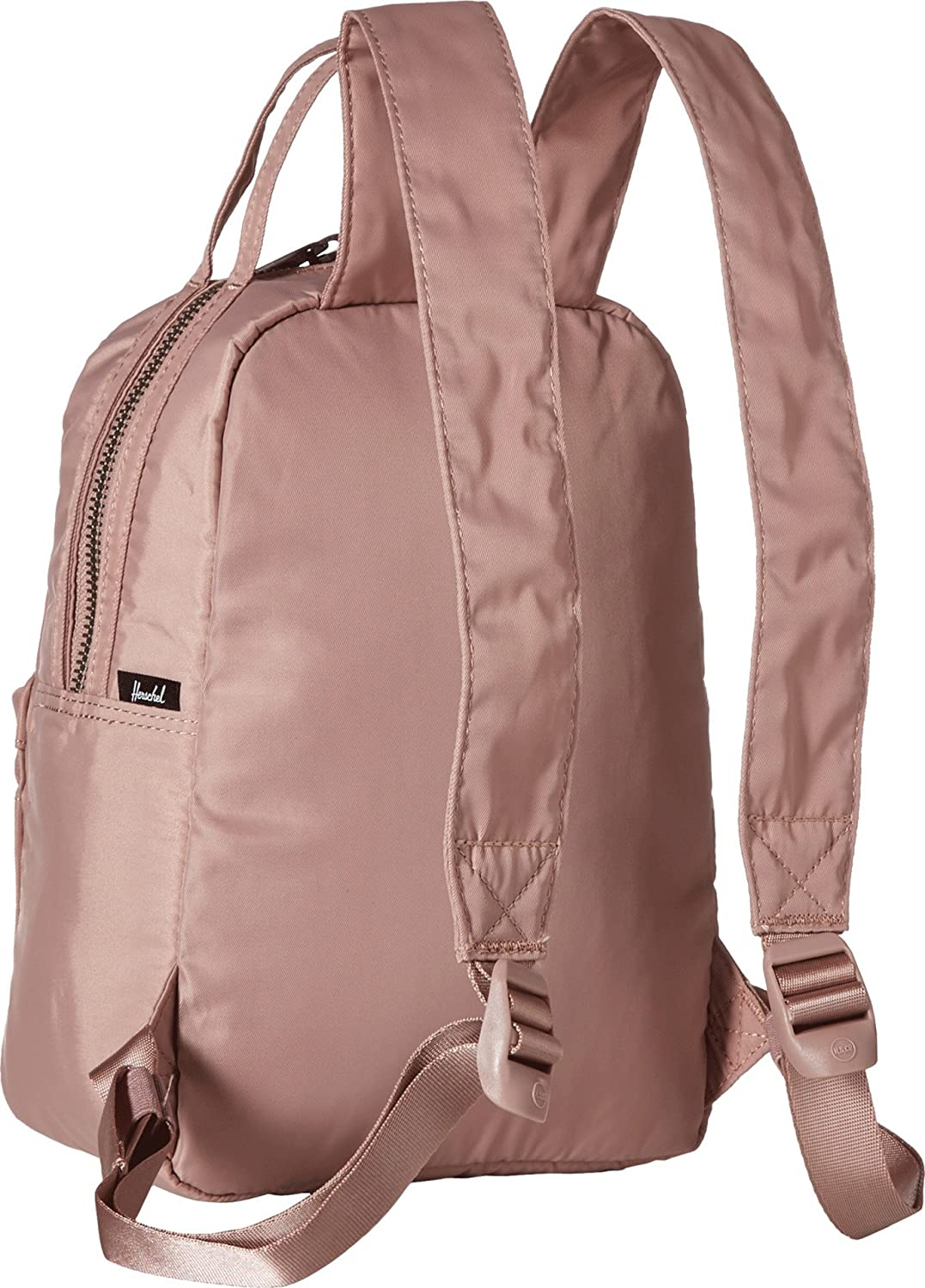 5040036a8b Herschel Flight Satin Nova Mini Backpack antique pink  Amazon.co.uk   Clothing