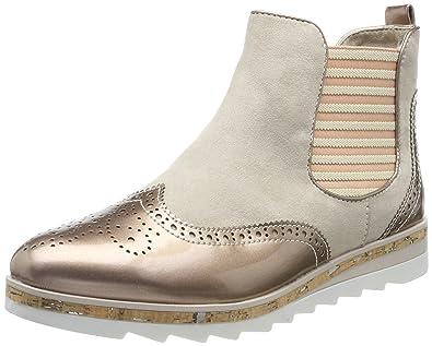 hot sale online 8f2e0 d77ce MARCO TOZZI Damen 25403 Chelsea Boots