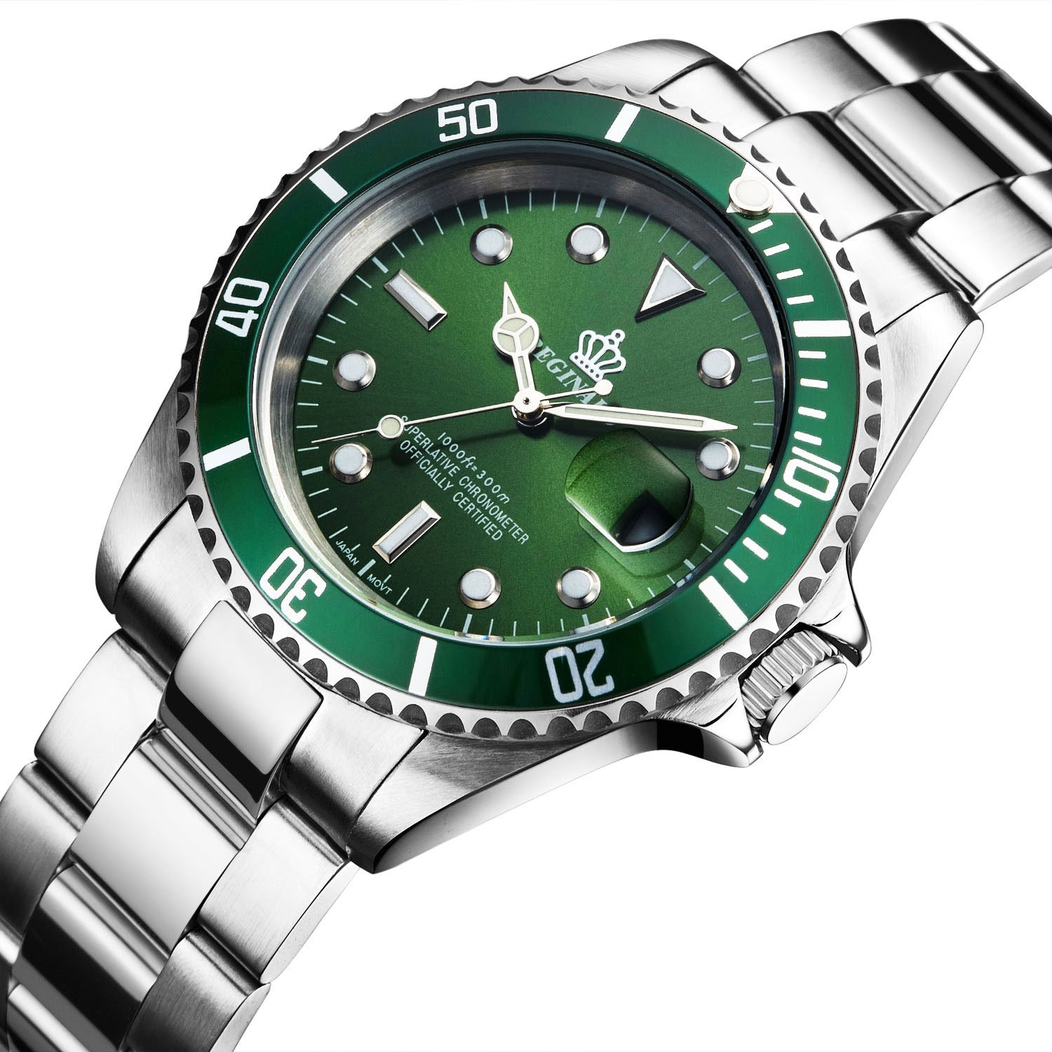 chpo gold nando product green brand watches
